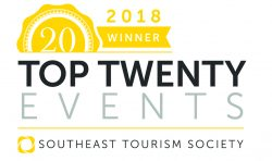 Southeast Tourism Society Top 20 Event